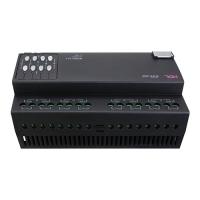 Controlador de Cortina KNX 4 Canales 10A