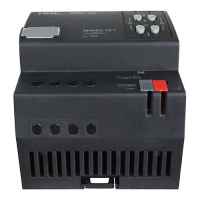 Controlador de Cortina KNX 2 Canales 10A