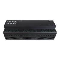 Controlador de Cortina KNX 6 Canales 10A